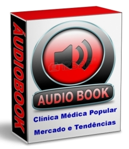 audio book capa