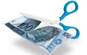 cortando-dinheiro
